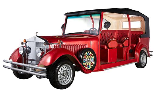 8座电动老爷车可以作为哪些用途使用