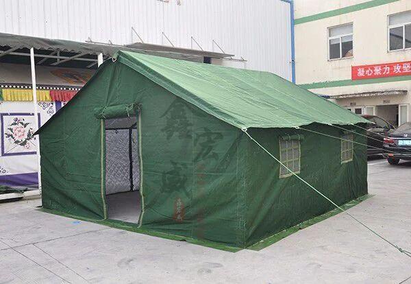 救灾帐篷具备哪些特点
