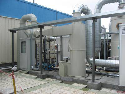 废气处理设备设计的要点有哪些