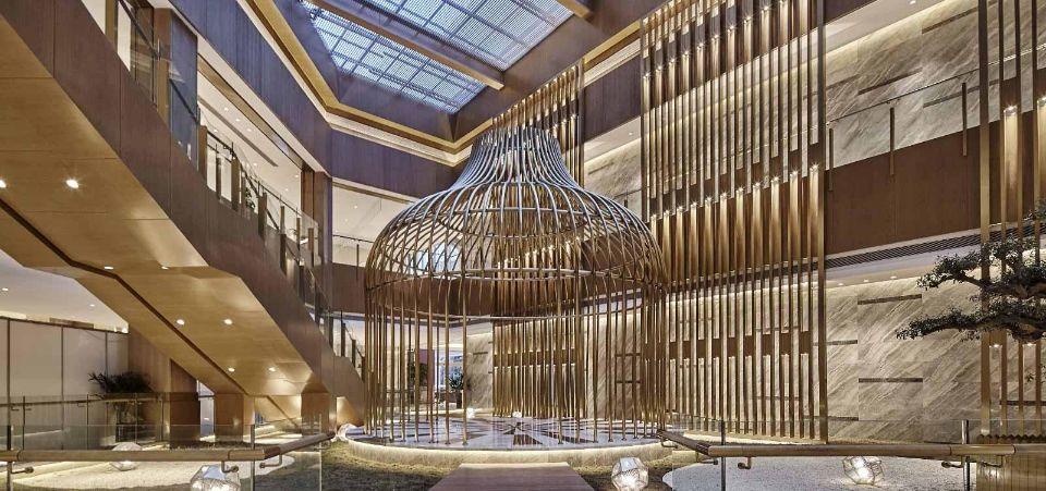 成都售樓部裝修的設計特點