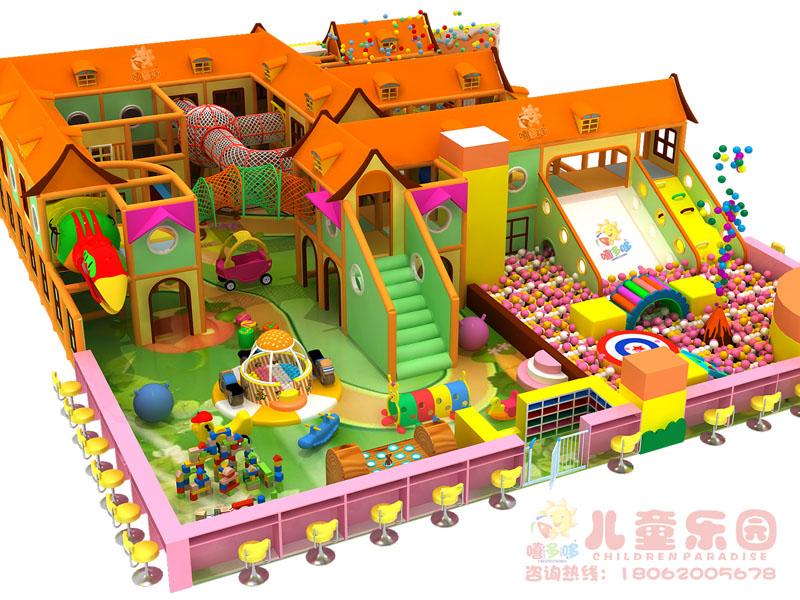 什么样的儿童游乐园值得选择