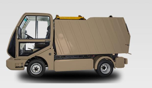 为何要选择电动垃圾车