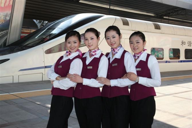 报考安徽高铁乘务专业学校是否好就业