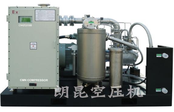 节能变频空压机应该要具备哪些好的特性