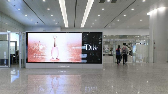 选择机场广告的注意事项