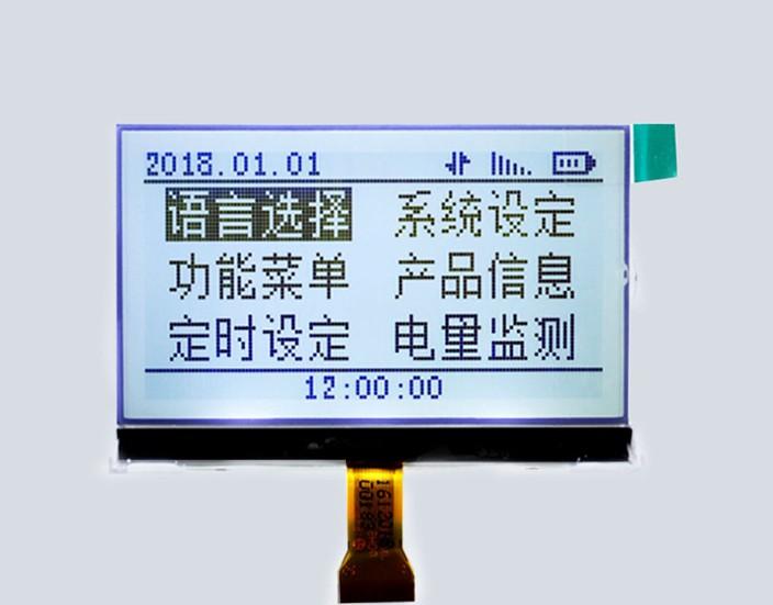 点阵LCD液晶显示屏都有哪些应用