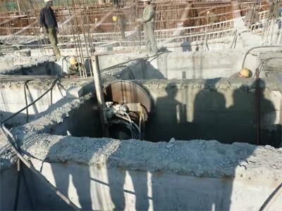混凝土切割过程中会出现哪些问题