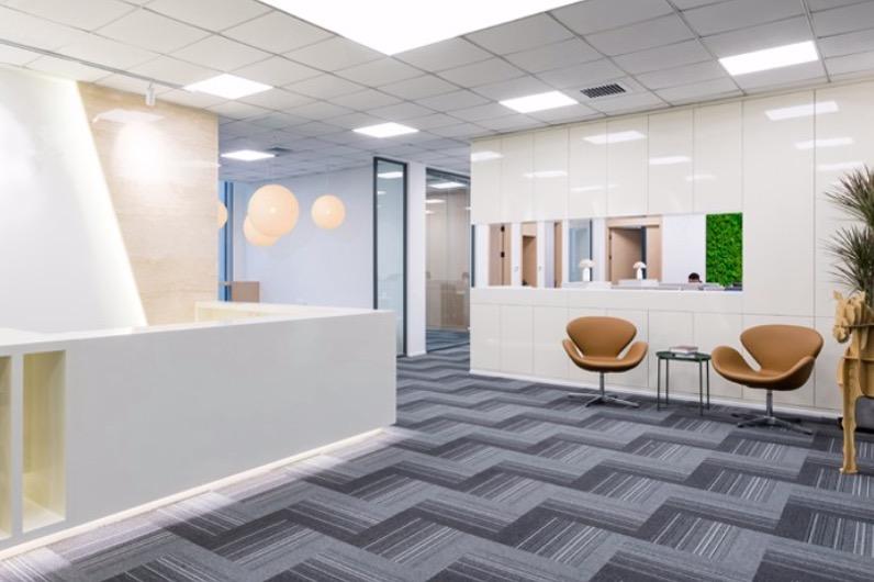 选择办公室设计施工的注意事项