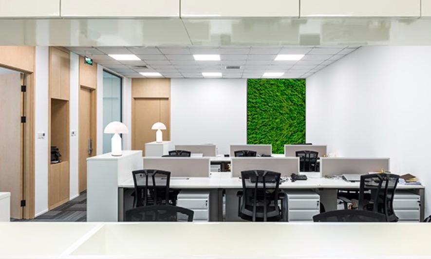 如何选择办公室设计施工