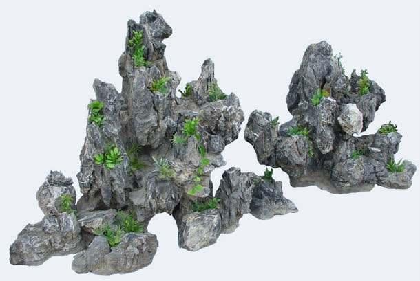挑选塑石假山可以从哪些方面入手
