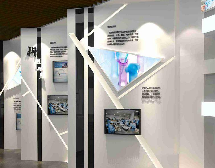 选择数字展厅设计的好处有哪些