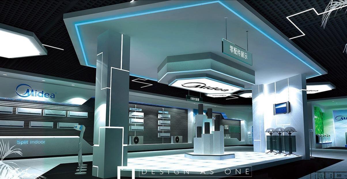 进行数字展厅设计可以从哪些方面入手