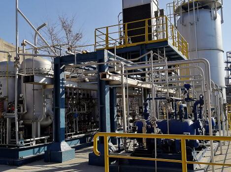 油气分离技术应该具备哪些特性