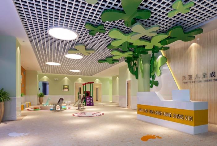 什么样的郑州幼儿园设计值得信赖