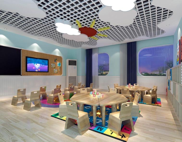 选择郑州幼儿园设计应该注意哪些问题