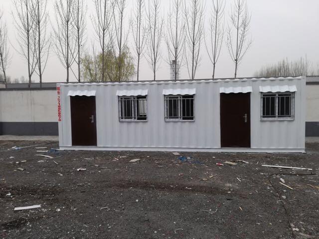 如何选择一家北京集装箱房回收