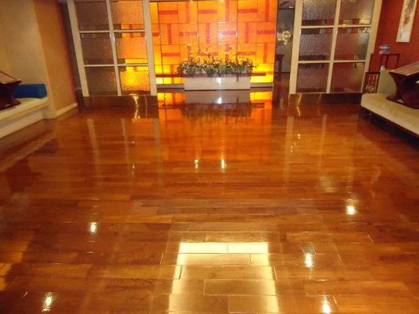 选择上海地板打蜡公司可以从哪些方面入手