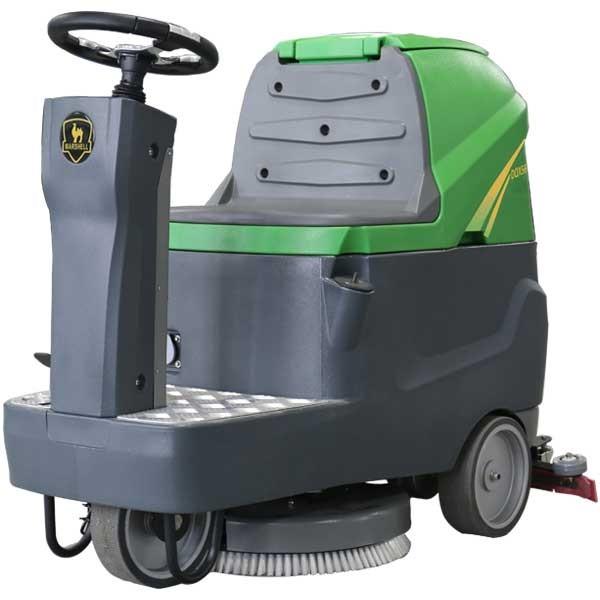 洗地车未来开展变化趋势怎么