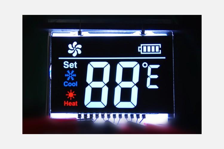 定制段码LCD液晶显示屏应该具备哪些特征