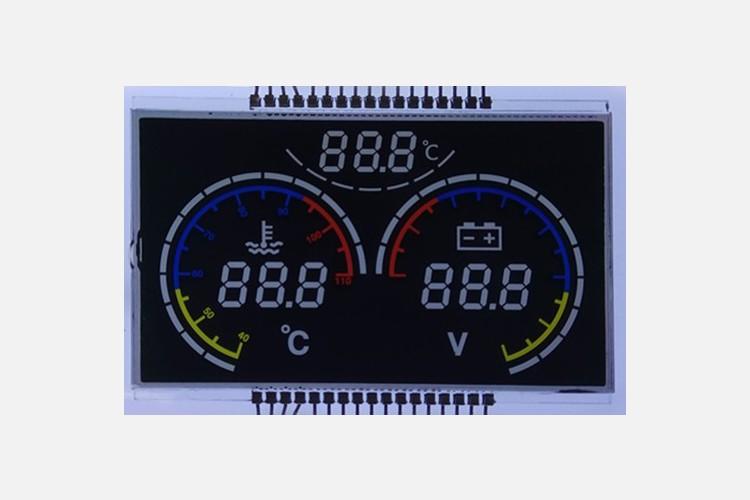 什么样的定制段码LCD液晶显示广东11选5遗漏屏值得选购
