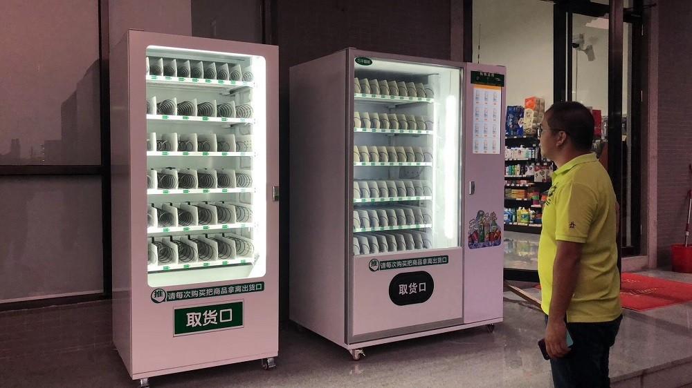 如何正确选择生鲜售货机生产厂家