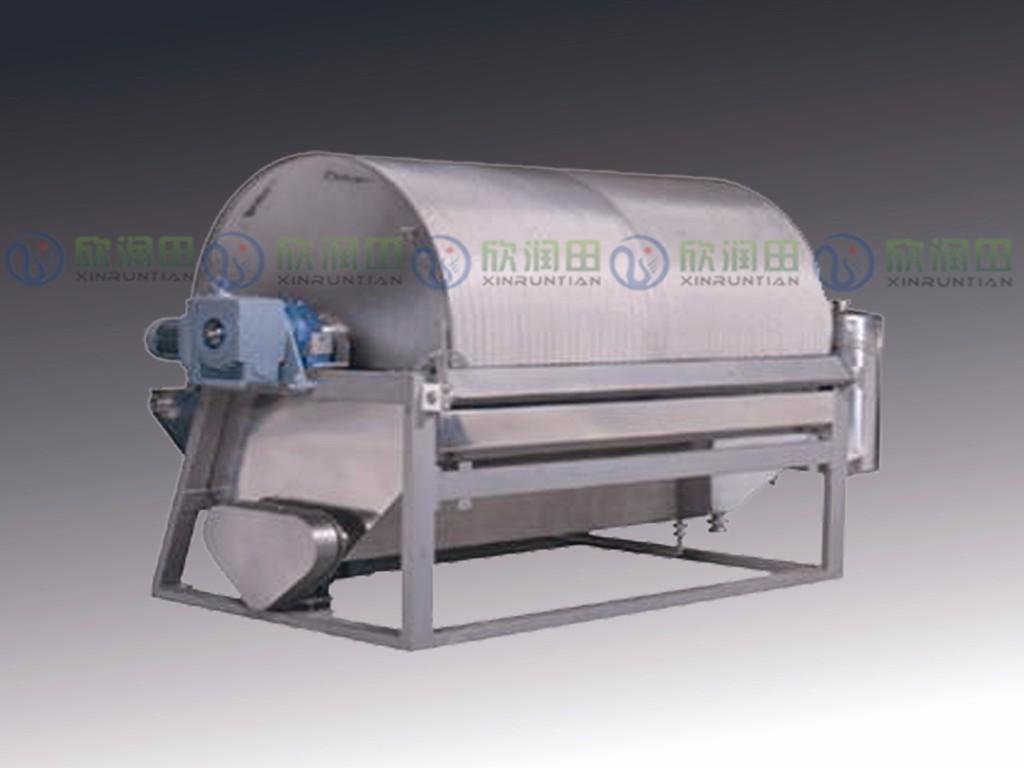 淀粉真空脱水机与压滤机的对比有哪些优势?