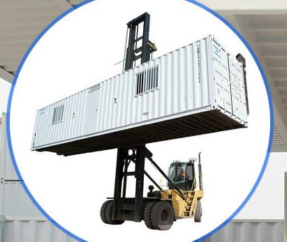 集装箱定制企业带你认识集装箱的优点