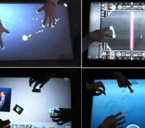 大尺寸多点触摸屏的优点有哪些