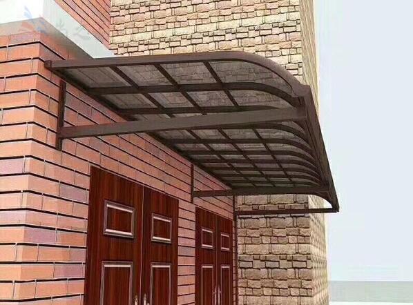 哪些方面体现了雨篷遮阳棚的功能完善?
