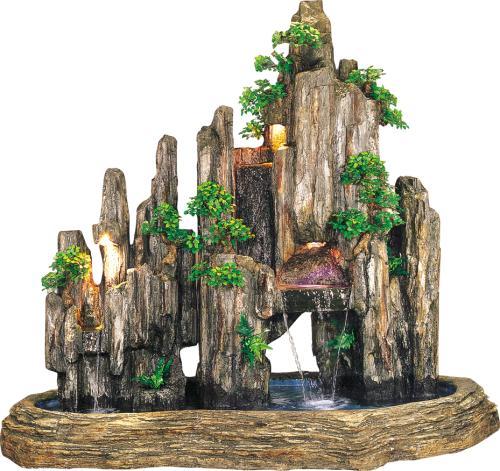 选择塑石假山可以从哪些方面入手