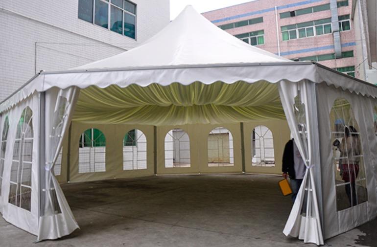 什么样的篷房生产厂家值得信赖