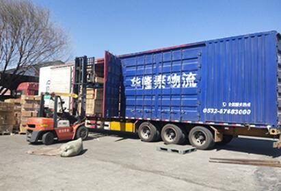 如何正确选择青岛到江苏物流货运平台